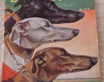 The Saturday Evening Post - March 29, 1941