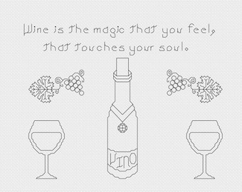 Wine is the magic