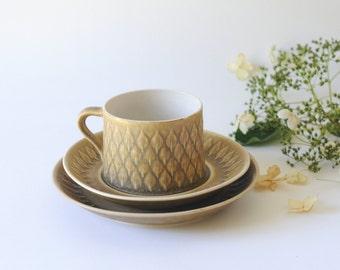 Quistgaard RELIEF Tea trio - Danish design. Mid century modern. Scandinavian modern