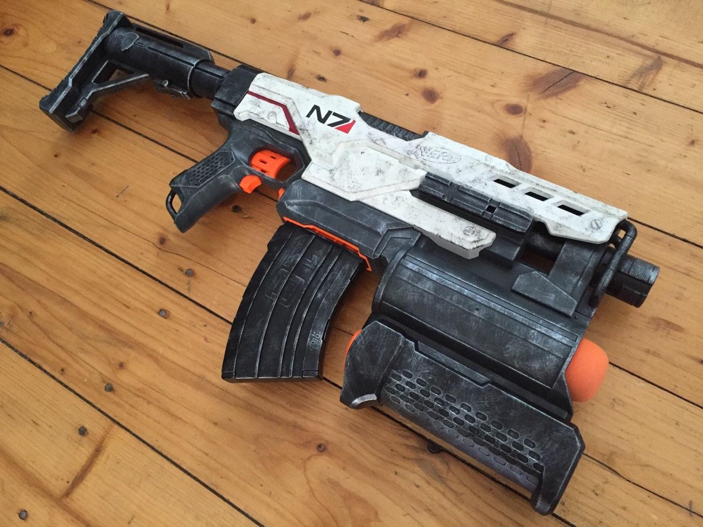 Nerf Custom Paint Jobs
