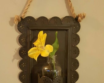 Adorable hanging vase