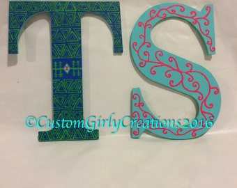 Customized Letters