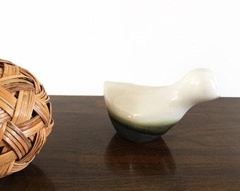 Art Pottery Bird Figurine