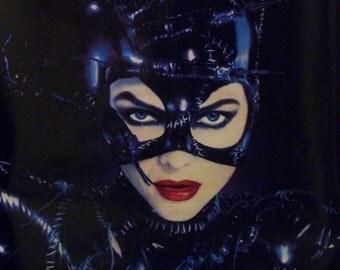 Catwoman 23x35 Close Up Poster 1991 Batman Returns