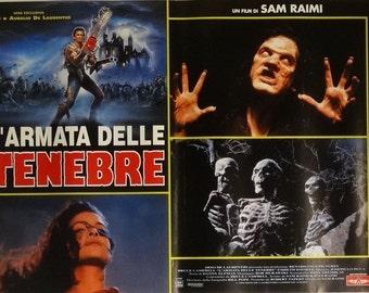 Army Of Darkness 19x26 Image 5 Photobusta Movie Poster 1993