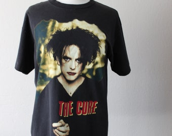Robert Smith/The Cure shirt size Large