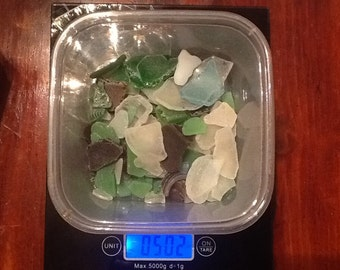 Real Beach Glass New Jersey Shore