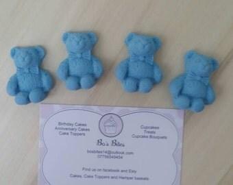 12  edible Teddy bears. Birthday boy