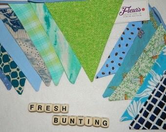 Bunting Banner Fabric