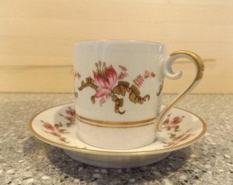 Tea Cup & Matching Saucer