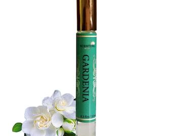 Natural Gardenia Perfume Oil, Organic Gardenia Perfume, Gardenia Fragrance, Vegan Perfume, Gift Idea