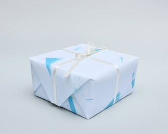 Sea Foam Wrapping Paper