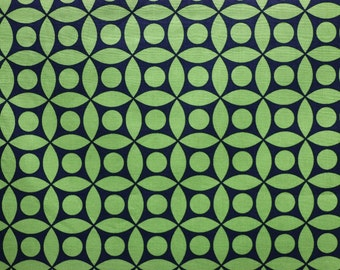 SALE Fabric - Michael Miller Fabric  - Technicolor by Emily Herrick - Pattern DC 6112 - Tile  - Cotton fabric by the yard  (last 2 yds)