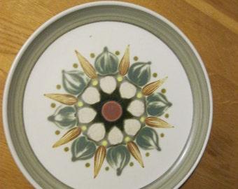 Vintage Denby Dinner Plate