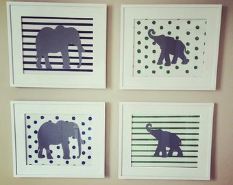Custom nursery decor