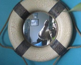 Life Preserver Mirror