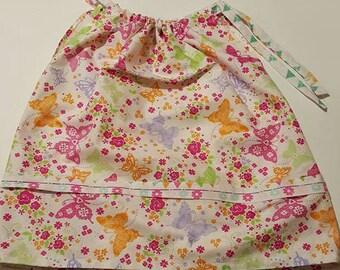 Girl's Butterfly Dress