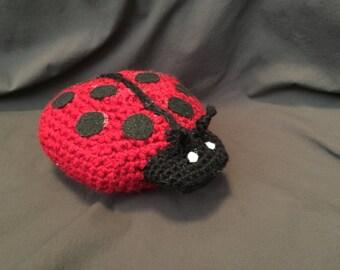 Lady Bug Amigurumi