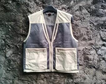 Vintage Vest Montbell Outdoor . Slevee Mont-bell