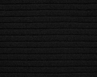 Rib knit hem (coarse + fine)-price per 10 cm