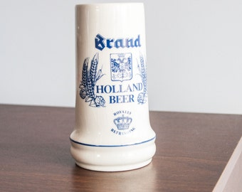 Vintage Royal Brand Brewery Holland Stein