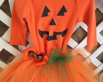 Pumpkin Patch Tutu