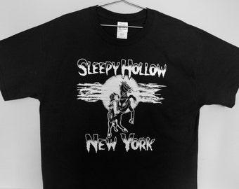 Sleepy Hollow New York - Headless Horseman T-shirt
