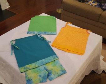 Handmade Baby Girl Short Set
