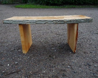 Rustic bench (Ash)