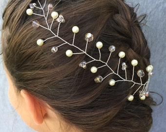 Wedding Hair Branch