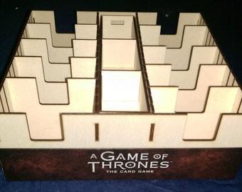Game Organiser Box Insert (New LCG Box Size)