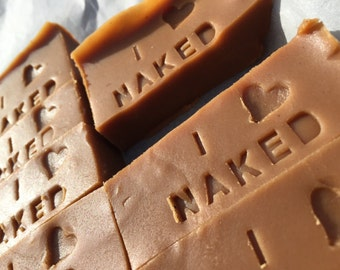 Second Quality SALE Naked Fudge 100g