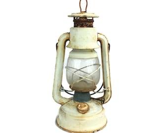 Vintage Lantern, Railroad Lantern, Rustic Lantern, Dietz Lantern, Nautical Decor, Rustic, Kerosene Lantern, Vintage Decor, Cottage Chic