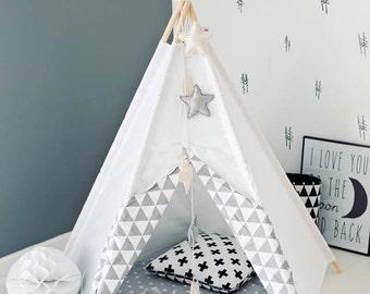 Teepee Tipi Wigwam Tent Kids teepee tents Zelt & Teepee Tipi Wigwam Tent Kids teepee tents Zelt
