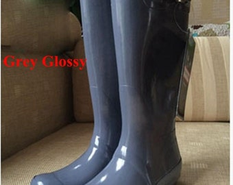 Hunter Boots in different colors