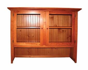 Walden Hutch Top Only Honey Pine | Renovators Supply