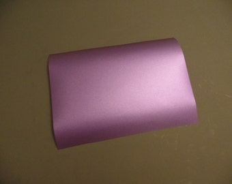 Avery Matte Purple Metallic Vinyl Wrap Sample