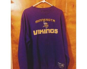 Minnesota Vikings Vintage Sweatshirt
