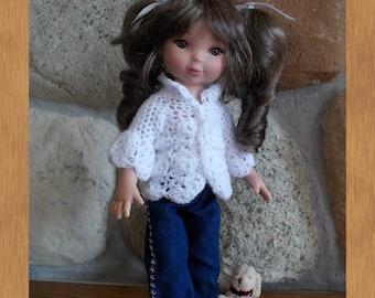 Pants for Patsy/Ann Estelle SNOWFLAKE JEANS