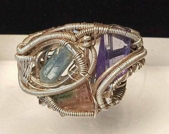 Mixed Gem Stone Ring