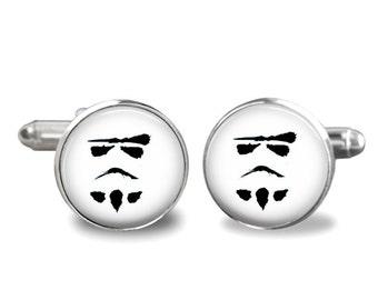 Star Wars Stormtrooper Cufflinks PM-301