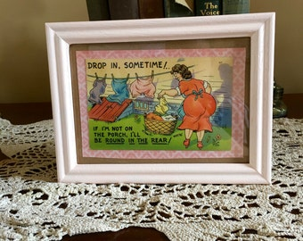 Pink Chabby Chic Picture Frame