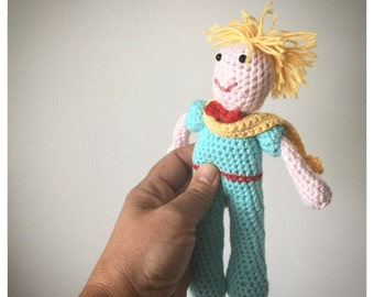 The Little Prince (Le Petit Prince) Soft Doll