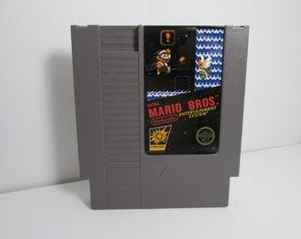 NES Extra Mario Bros fan made cartridge