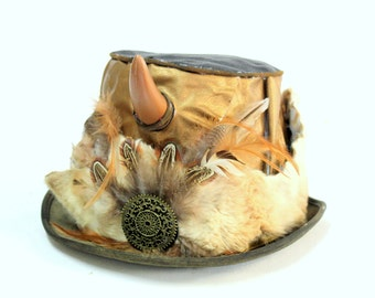 Tribal Top Hat By ShapeShifters