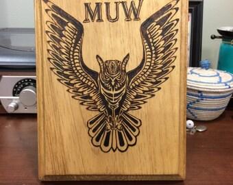 MUW owl