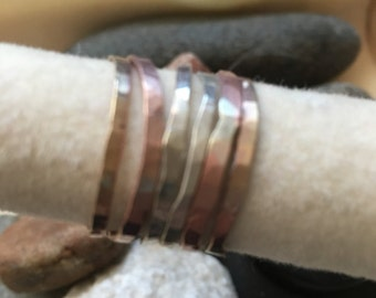6 Stacking Rings
