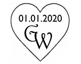 Custom Wax Letter Seal (Design 24)