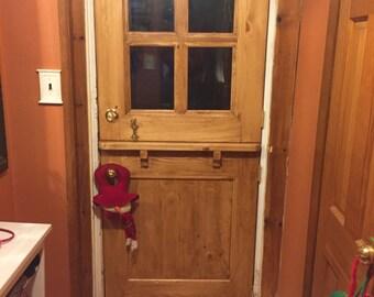 Customized Dutch door