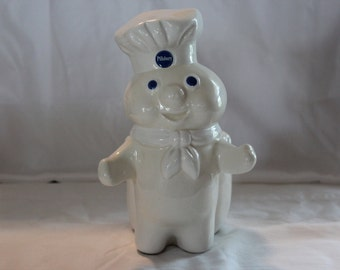 Pillsbury Dough Boy Utentsil Holder